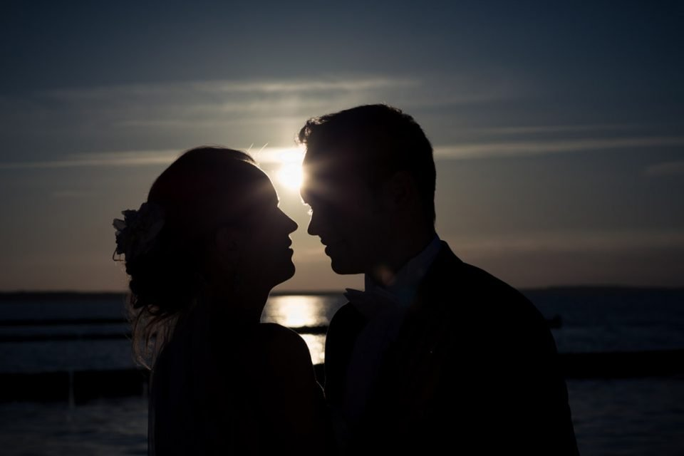 Sunset – Wedding Rügen