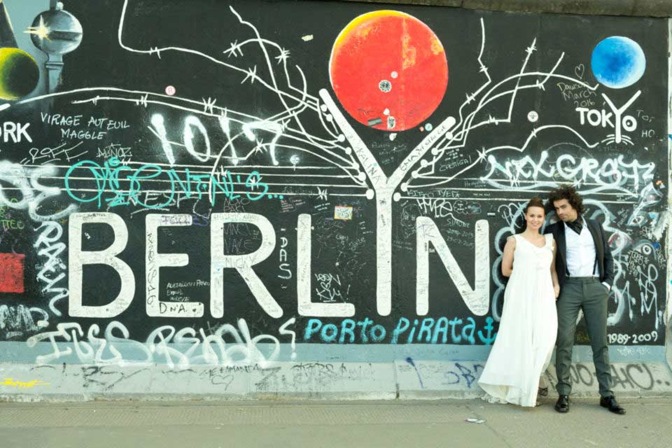 Berlin After Wedding Shooting