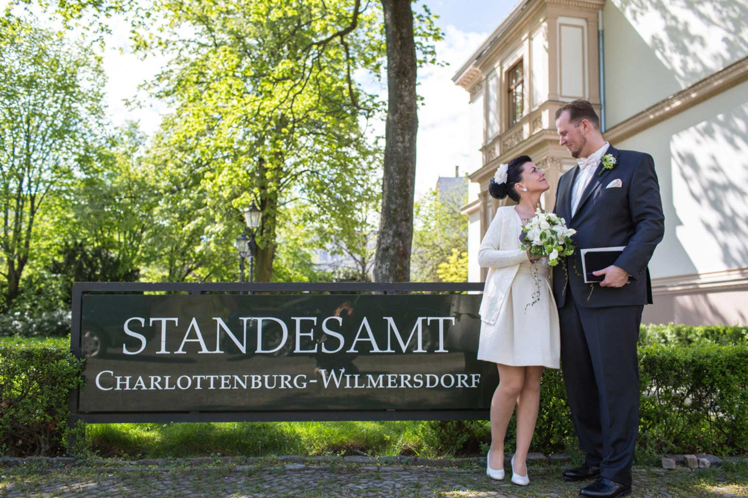 Registry Marriages Wilmersdorf Charlottenburg